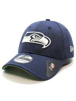 Seattle SEAHAWKS NFL Shadow Tech 39THIRTY New Era navy Cap