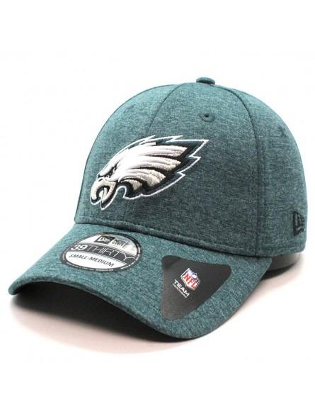 Philadelphia EAGLES NFL Shadow Tech 39THIRTY New Era green Cap