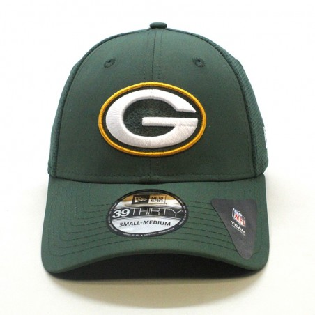 Gorra Green Bay PACKERS NFL featherweight 39THIRTY New Era verde