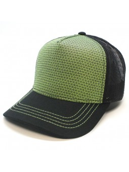 Gorra MOSAICO VERDE TOP HATS Rapper