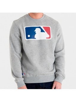 Nos Crew MLB New Era NE92233 heather grey