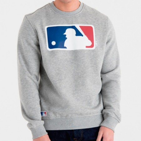Sudadera Nos Crew MLB NE92233 gris