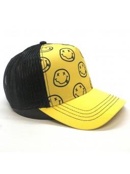 NIRVANA EMOJIS TOP HATS Rapper Cap