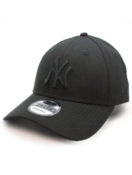 competitive price b4c61 efd38 New York YANKEES MLB snapback New Era 9FORTY Black Cap