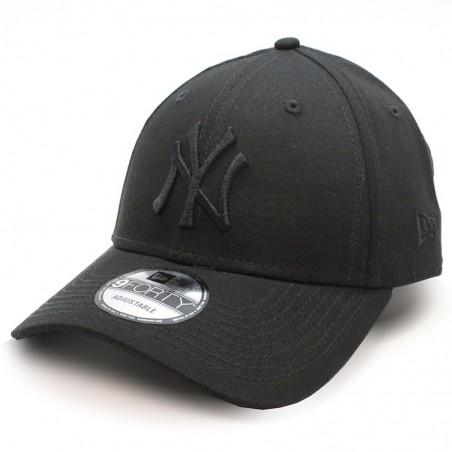 New York YANKEES MLB Snapback New Era 9FORTY Black Youth Cap