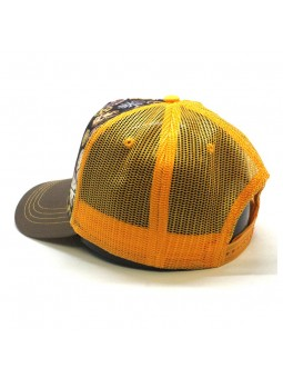 TOP HATS Rapper Cotton Cap