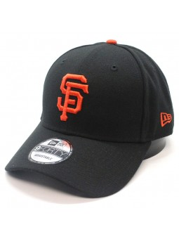 San Francisco GIANTS 9FORTY The League MLB New Era black Cap
