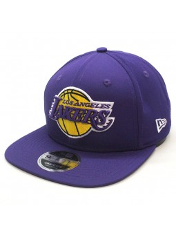 Los Angeles LAKERS NBA Featherweight 9FIFTY New Era purple Cap