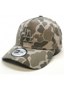 Gorra Los Angeles DODGERS MLB Camo Aframe New Era kaki