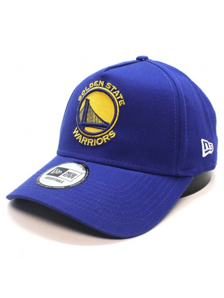 5d596cb02128a3 Golden State WARRIORS NBA Basic Aframe New Era royal cap