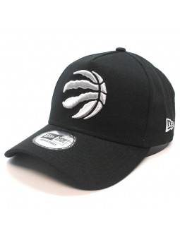 Toronto RAPTORS NBA Basic Aframe New Era black Cap