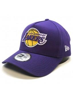 Gorra Los Angeles LAKERS NBA Basic Aframe New Era lila