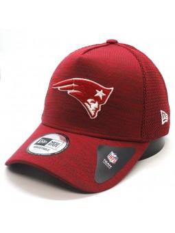 Gorra New England PATRIOTS NFL Engineered Aframe New Era rojo