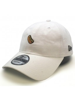 HOT DOG Brushed ICONS New Era 9Twenty natural Cap