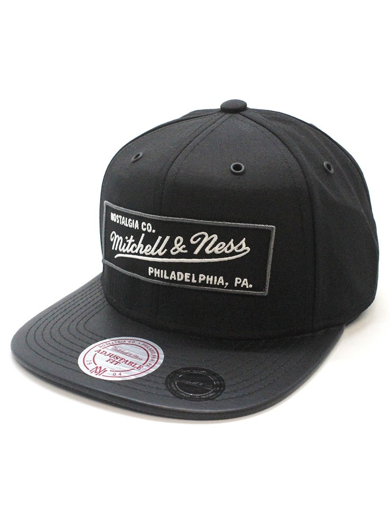 Mitchell & Ness Cap Patch