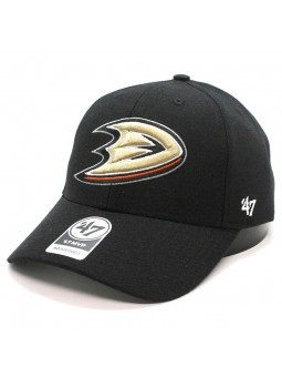 Anaheim Ducks NHL 47 Brand black Cap