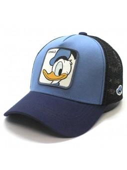 Gorra de rejilla PATO DONALD Disney azul/marino