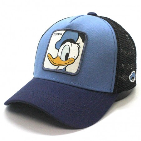 DONALD DUCK Disney blue/navy Trucker Cap