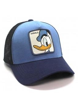 DONALD DUCK Disney blue/navy Trucker Cap