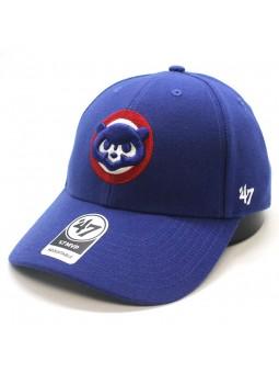 Chicago Cubs MLB 47 Brand royal blue Cap