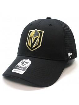 Gorra Vegas Golden Knights NHL trucker 47 Brand nagro