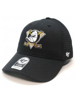 Gorra trucker Anaheim Ducks NHL 47' negro