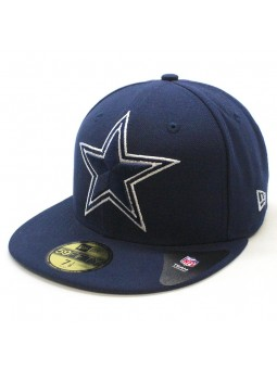 Dallas COWBOYS 59FIFTY MIGHTY PLAYER NFL New Era navy Cap