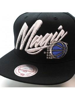 Mitchell & Ness Orlando Magic Vice Script cap