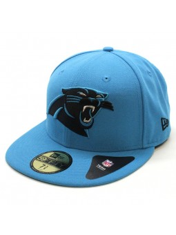 Gorra Carolina PANTHERS 59FIFTY Team reverse NFL New Era azul