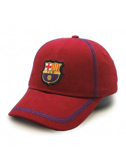 Gorra Barça Basic 1 burdeos