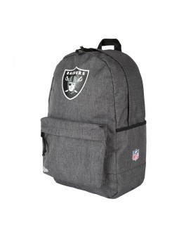 Oakland RAIDERS NFL team Backpack Light Pack New Era grey