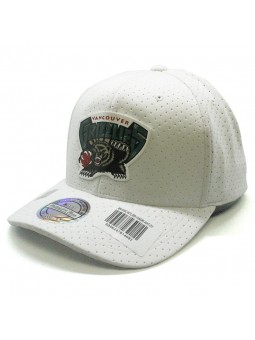 Vancouver GRIZZLIES NBA White 309 Mitchell & Ness Cap