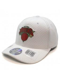 Gorra New York KNIKCS NBA 309 Mitchell & Ness blanco