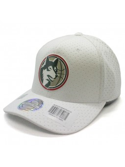 Minnesota TIMBERWOLVES NBA White 309 Mitchell & Ness Cap