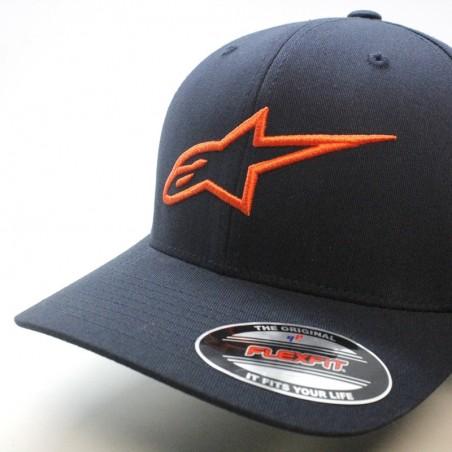 ALPINESTAR Ageless Curve navy Cap