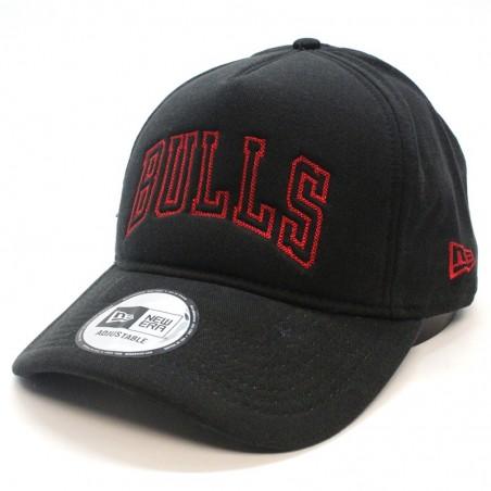 Chicago Bulls Chainstitch NBA New Era cap