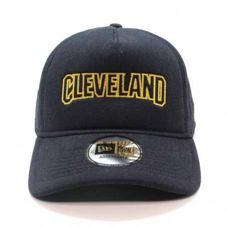 Cleveland Cavaliers Chainstitch NBA New Era cap