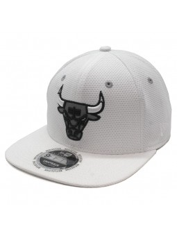 Gorra CHICAGO BULLS 9FIFTY NBA Reflective New Era blanco