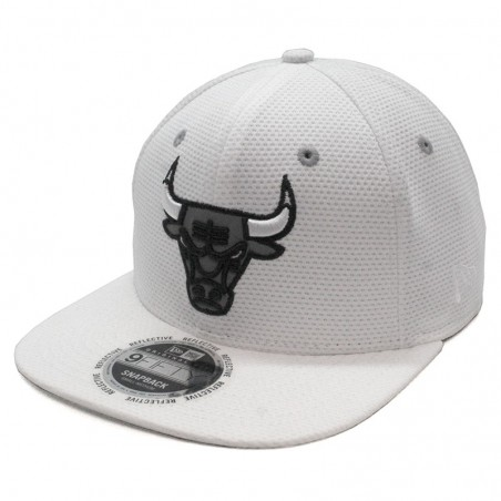 New Era Cap 9FIFTY NBA Reflective CHICAGO BULLS