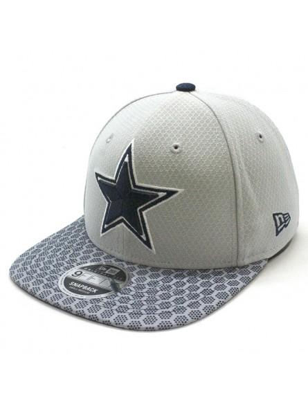 e25c4d206be5a8 Dallas Cowboys NFL 9FIFTY Sideline New Era Cap