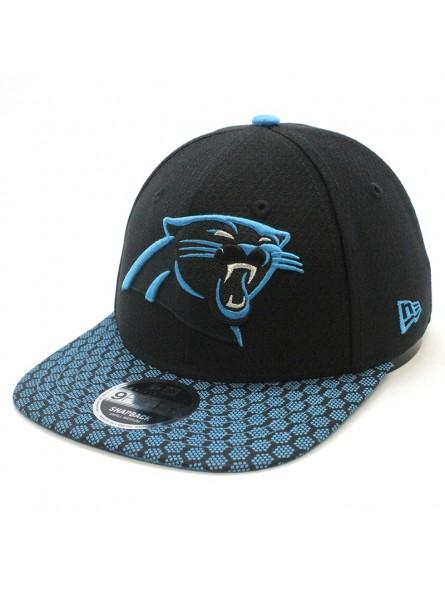 551258fc3aa4fb Carolina Panthers NFL 9FIFTY Sideline New Era Cap