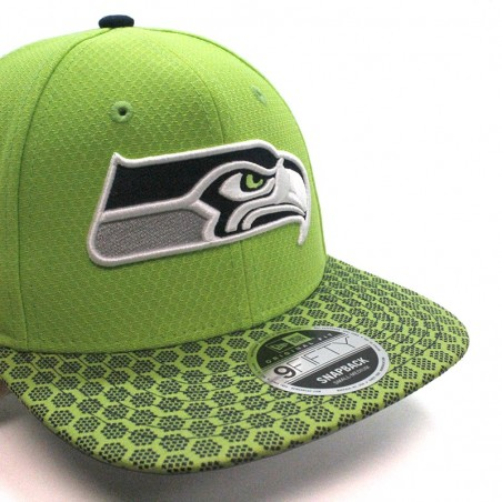 Seattle Seahawks NEW ERA NFL 17 ONF 950 OF