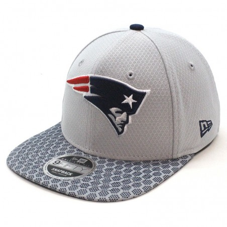 New England PATRIOTS NFL Sideline 9FIFTY New Era Cap