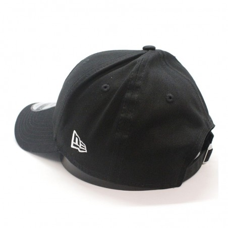Brooklyn NETS NBA Felt Infill 9FORTY New Era negro gorra