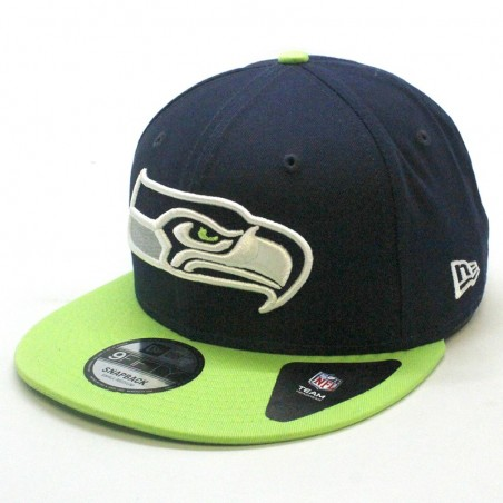 Seattle SEAHAWKS NFL 9FIFTY Team Classic New Era Cap
