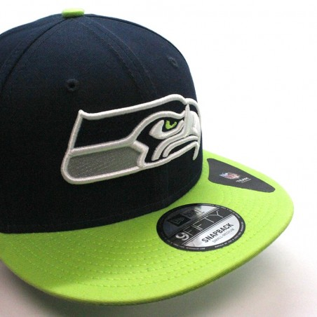Gorra Seattle SEAHAWKS NFL 9FIFTY Team Classic New Era