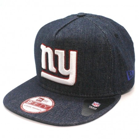 New Era Cap NFL Denim New York Giants
