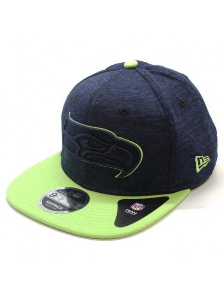 Gorra Seattle SEAHAWKS 9FIFTY NFL Sports Jersey New Era