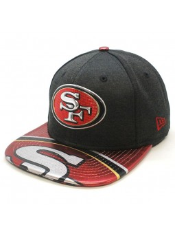 Gorra San Francisco 49ERS NFL Draft 9Fifty New Era