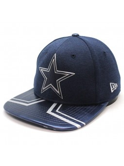 Gorra Dallas COWBOYS NFL Draft 9Fifty New Era